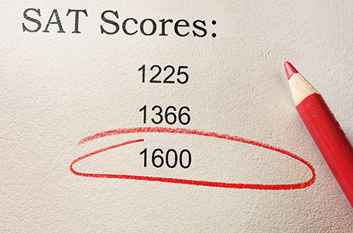what is a good sat score